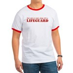 Feel Safe with a Lifeguard Ringer T