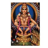 Indian Fine Art Prints: Postcards (Package of 8)