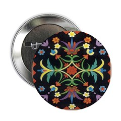 "Folkart 2.25"" Buttons (10 pack)"