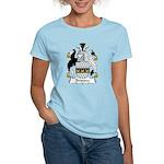 Bristow Family Crest  Women's Light T-Shirt