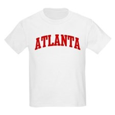 ATLANTA (red) T-Shirt