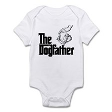 Bullmastiff Infant Bodysuit
