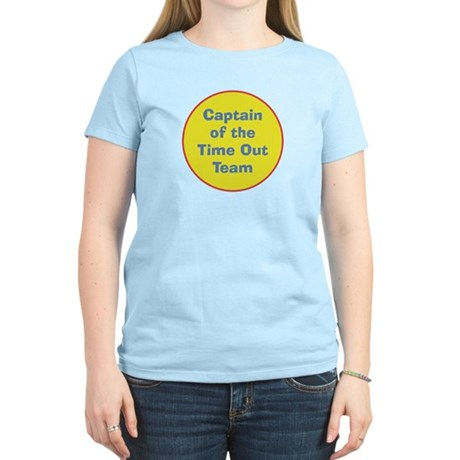 Time Out Team Captain Women's Light T-Shirt