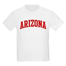 ARIZONA (red) T-Shirt