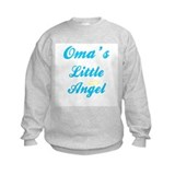 Oma's Little (Boy) Angel Sweatshirt