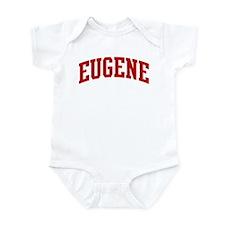EUGENE (red) Infant Bodysuit