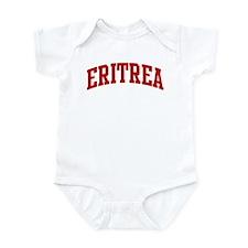 ERITREA (red) Onesie