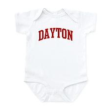 DAYTON (red) Onesie