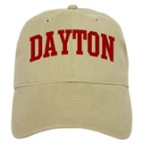 DAYTON (red) Baseball Cap