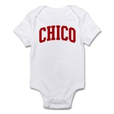 CHICO (red) Infant Bodysuit