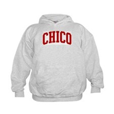 CHICO (red) Hoody