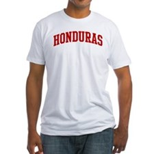 HONDURAS (red) Shirt