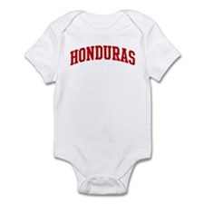 HONDURAS (red) Onesie
