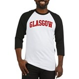 GLASGOW (red) Baseball Jersey
