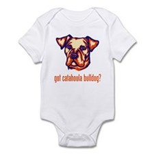 Catahoula Bulldog Infant Bodysuit