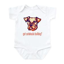 Catahoula Bulldog Onesie