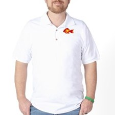 Goldfish (Front only) T-Shirt