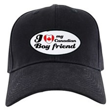 I love my Canadian boy friend Baseball Hat