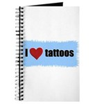 I LOVE TATTOOS Journal