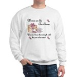 Women are Like Tea Leaves Sweatshirt