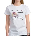 Women are Like Tea Leaves Women's T-Shirt