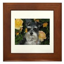 Cool Annabel Framed Tile