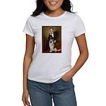 Lincoln's German Shepherd Women's T-Shirt