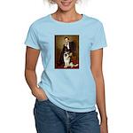 Lincoln's German Shepherd Women's Light T-Shirt
