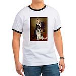 Lincoln's German Shepherd Ringer T