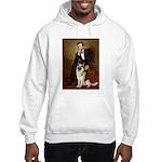 Lincoln's German Shepherd Hooded Sweatshirt