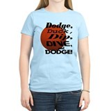 ladies &quot;dodgey&quot; colored T