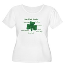 Marshfield Beaches T-Shirt