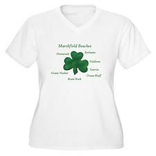 Marshfield Beaches T-Shirt