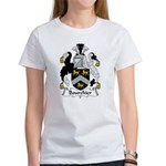 Bourchier Family Crest Women's T-Shirt
