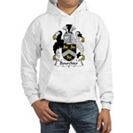 Bourchier Family Crest Hooded Sweatshirt