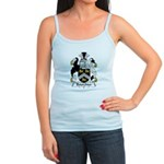 Bourchier Family Crest Jr. Spaghetti Tank