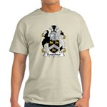 Bourchier Family Crest Light T-Shirt