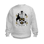Bourchier Family Crest Kids Sweatshirt