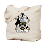 Bourchier Family Crest Tote Bag