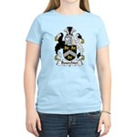 Bourchier Family Crest Women's Light T-Shirt