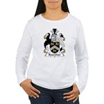 Bourchier Family Crest Women's Long Sleeve T-Shirt