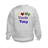 I LOVE MY UNCLE Sweatshirt