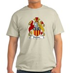 Bonner Family Crest Light T-Shirt