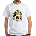 Birket Family Crest White T-Shirt