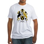 Birket Family Crest Fitted T-Shirt