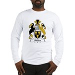 Birket Family Crest Long Sleeve T-Shirt
