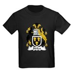 Birket Family Crest Kids Dark T-Shirt