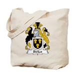 Birket Family Crest Tote Bag