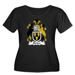 Birket Family Crest Women's Plus Size Scoop Neck D