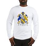 Bingham Family Crest Long Sleeve T-Shirt